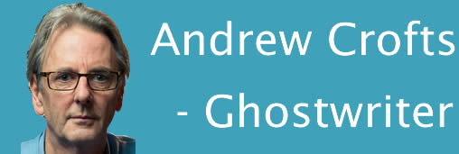 Andrew Crofts - Ghostwriter